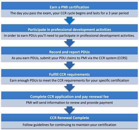 CCR Process