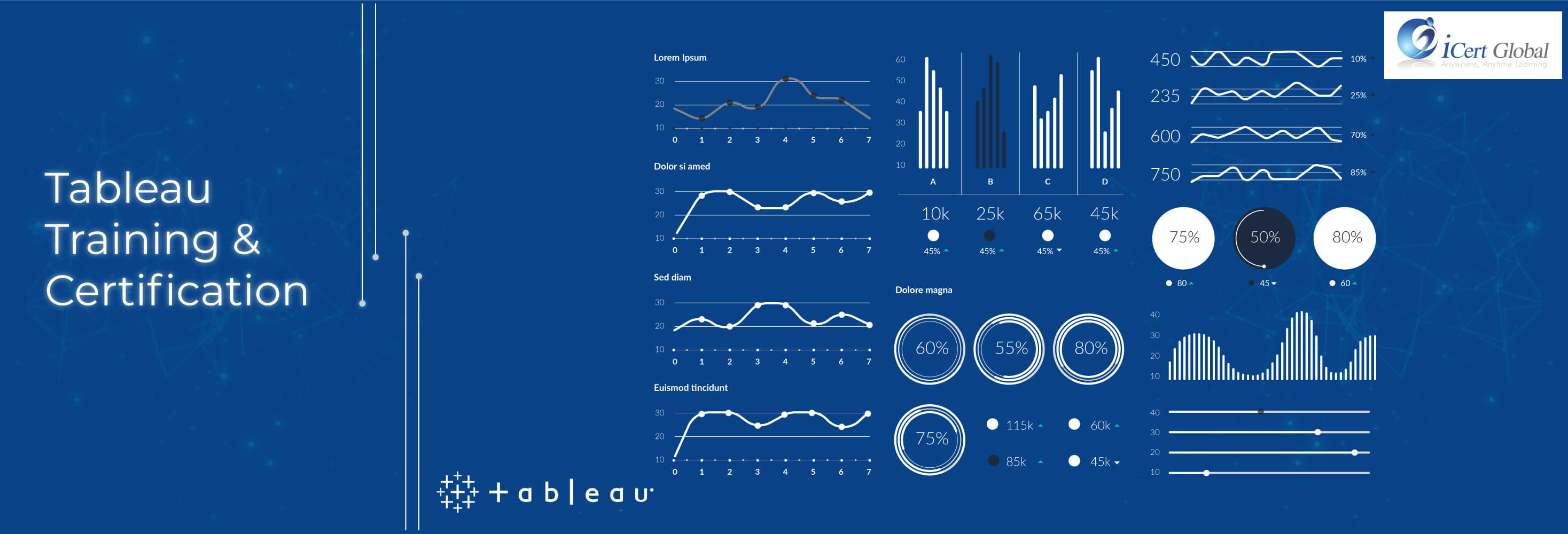 Tableau training and certification