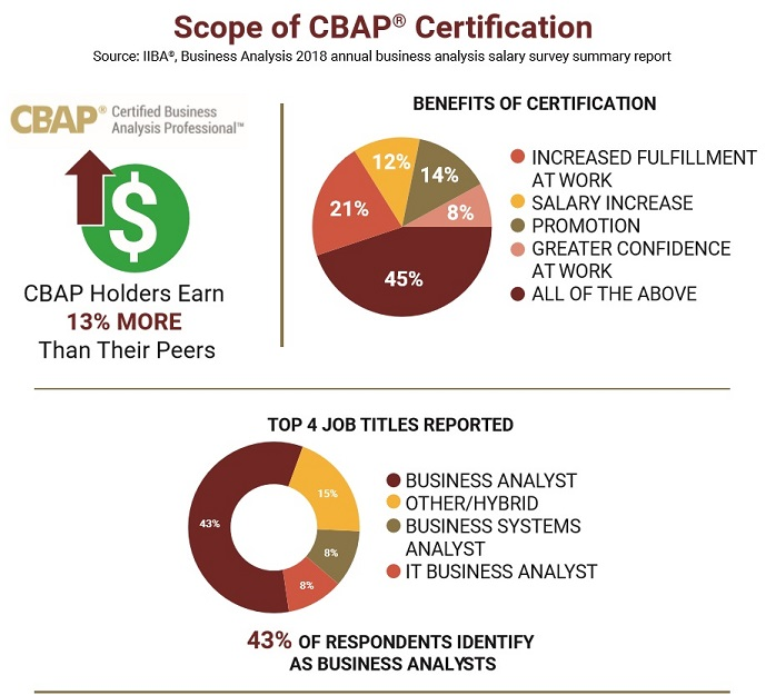 Scope of CBAP Certification