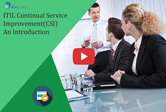 Itil Continual Service Improvement Certification Training Courses In