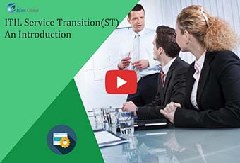 Itil Service Transition Certification Training Courses In Icert Global