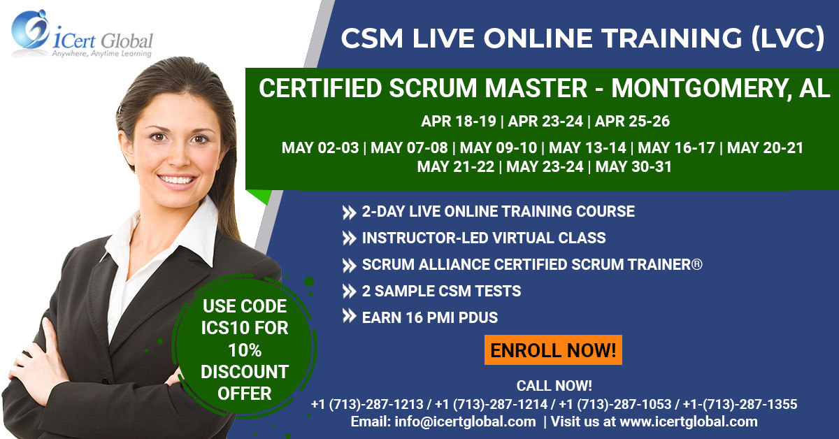 csm training montgomery certified atlanta ga course certification lvc features overview key scrum