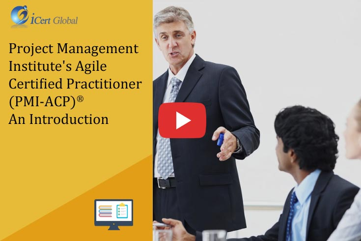 Pmi Acp Certification Training Courses In Bangalore India Icert Global