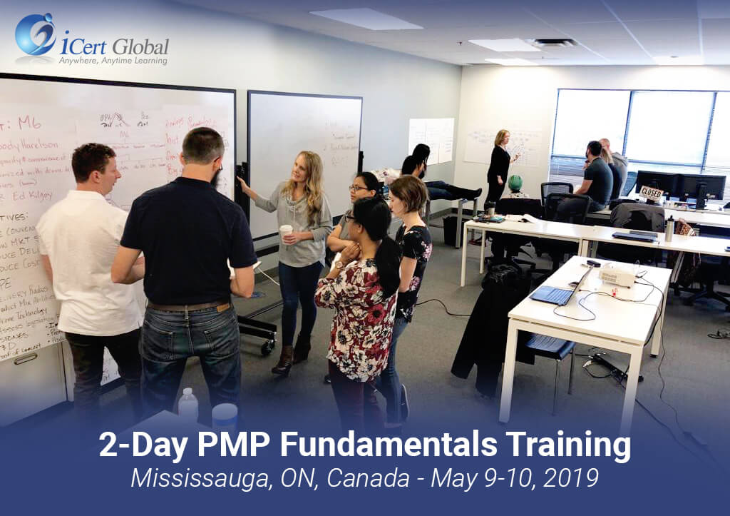 PMP Training Mississauga Ontario Canada May 9 10 2019