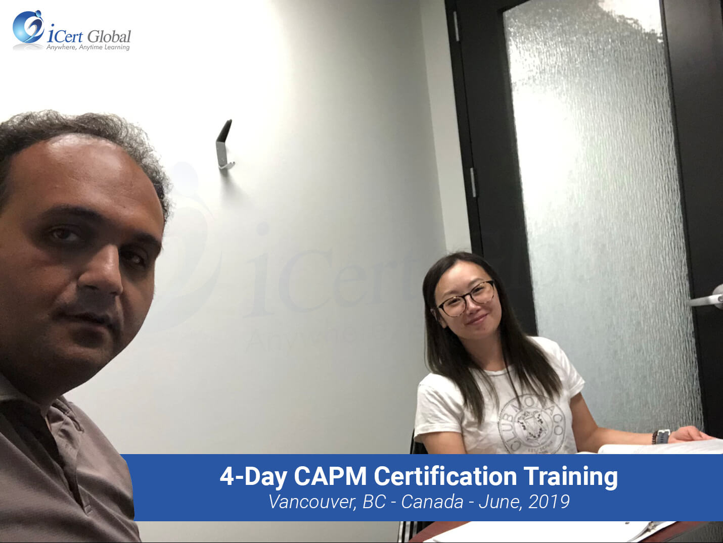 CAPM Certification Training Classroom Course in Vancouver, BC, Canada - June 2019