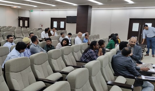 May 2019 CSM Corporate Training Batch in Dubai, UAE by iCert Global. Client Name Emaar Properties, Dubai, UAE