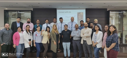 CSM Certifed ScrumMaster Certification Training Course conducted by iCert Global in Dubai, UAE for Emaar Properties on May 6-7, 2019