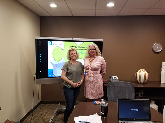 PMP Certification Training One is to One Individual Training in Appleton, WI from May 28-31, 2019 by iCert Global