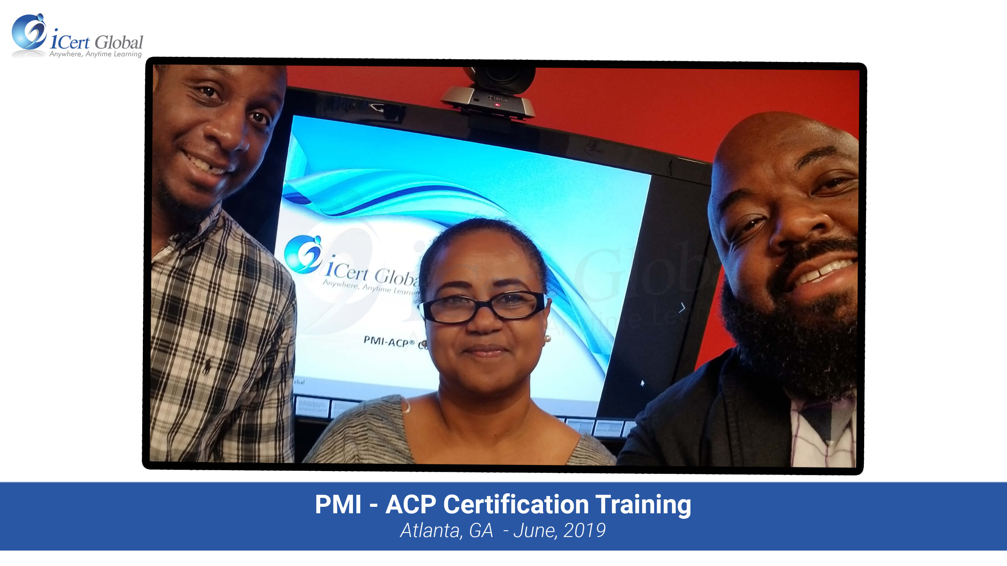 PMI-ACP Exam Prep Certification Training Classroom Course in Atlanta, GA in June 2019