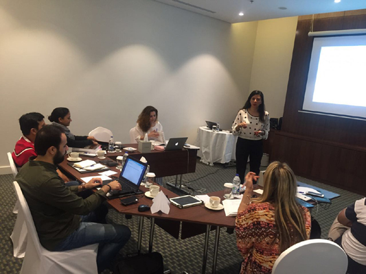 PMP certification training conducted by our expert trainer in Dubai, UAE