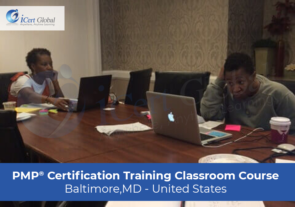 PMP Certification Training Course in 2019