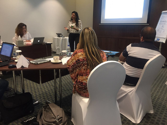 Instructor-led classroom PMP® certification training course in Dubai, UAE by iCert Global