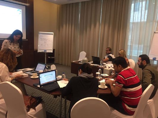 PMP® exam prep certification training class by iCert Global in Dubai, UAE