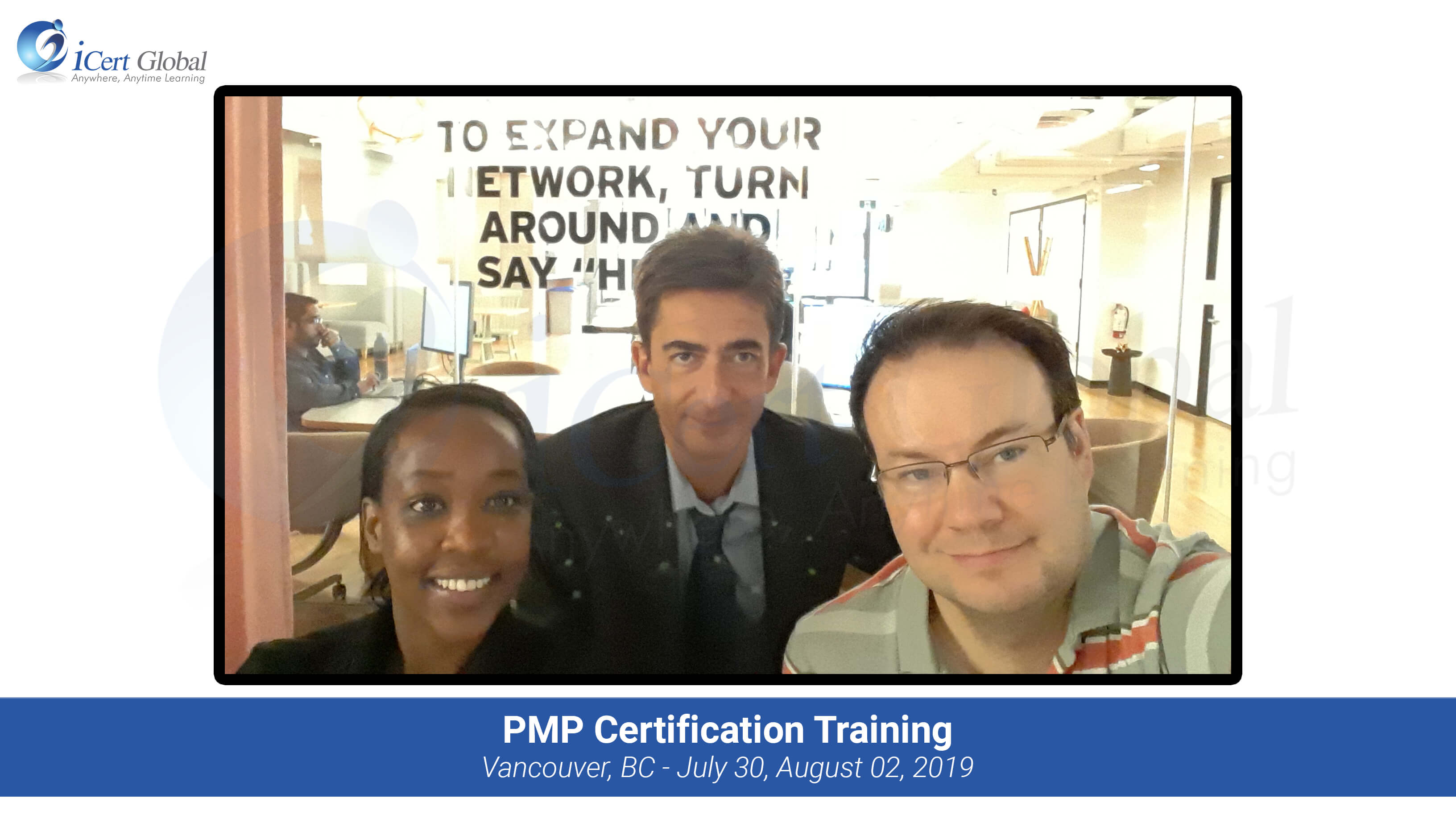 PMP Certification Training Course in Vancouver, BC, Canada from July 30 to August 02, 2019