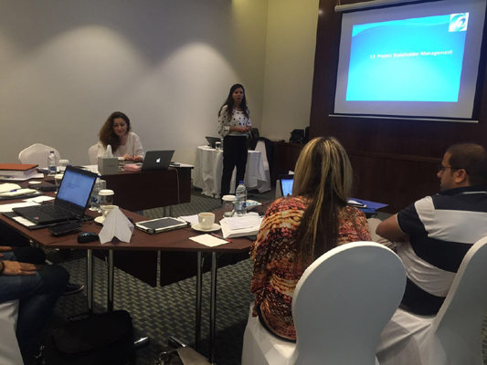 PMP® Project Management Training course in Dubai, UAE by iCert Global Learning