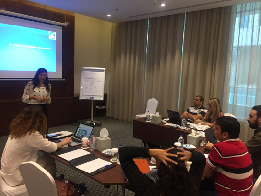 PMP® certification training course in Dubai, United Arab Emirates by iCert Global Learning