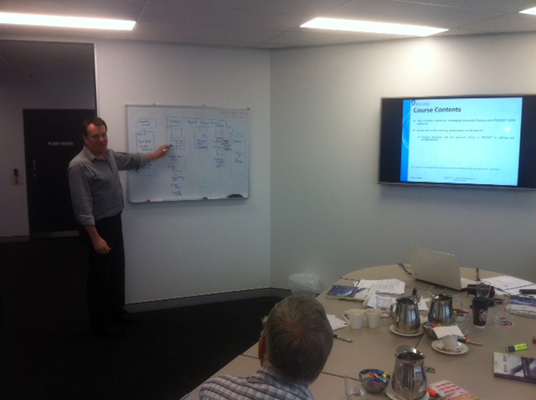 PRINCE2 training by iCert Global in Brisbane, Australia