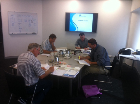 PRINCE2 Foundation and Practitioner certification training in Brisbane, Australia by  iCert Global