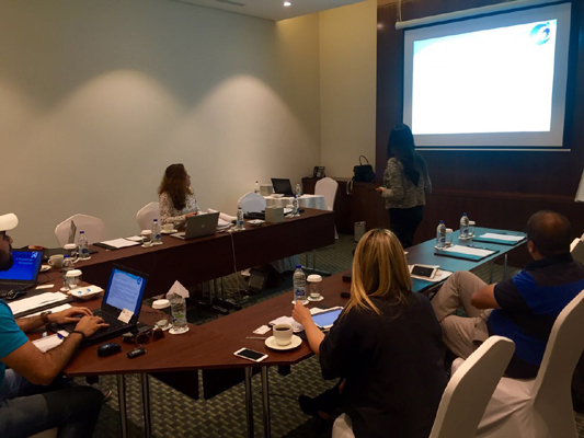 PMP certification exam prep training course conducted by iCert Global in Dubai, UAE.