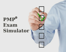 Try our free PMP<sup>®</sup> Exam Simulator