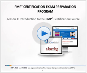 free PMP<sup>®</sup> video